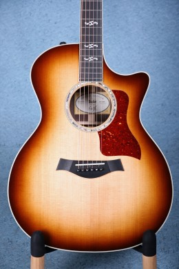 Taylor Custom 414ce Limited Edition Burst Acoustic-Electric - 1101178047