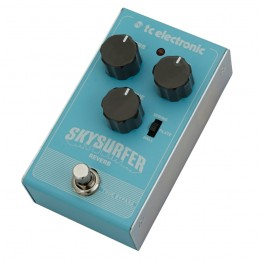 TC Electronic Skysurfer Digital Reverb Guitar Effects Pedal