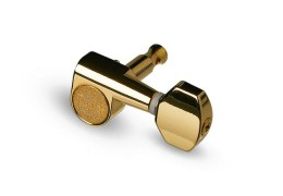Taylor Guitar Tuners 1:18 - 12-String, Polished Gold