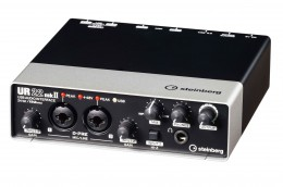 Steinberg UR22 MkII 2x2 USB 2.0 Audio Interface
