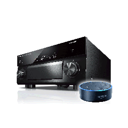 Yamaha AVENTAGE RX-A3080 9.2-Channel Home Theater Receiver - Black