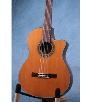 Fender CN-240SCE Nylon String Acoustic Electric Guitar Preowned - CJS12003397