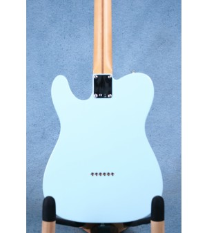 Fender Vintera '50s Telecaster Modified Daphne Blue Electric Guitar (B-STOCK) - MX19026760AB