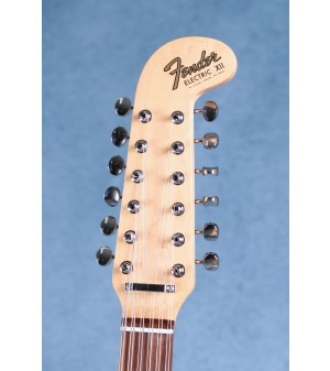 Fender Alternate Reality Electric XII Olympic White 12 String Electric Guitar - MX19111672