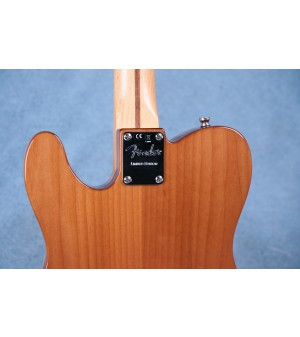 Fender Rarities Flame Maple Top Chambered Telecaster Electric Guitar - Preowned