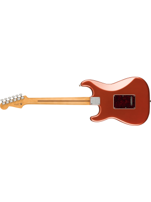 Fender Player Plus Stratocaster Aged Candy Apple Red Electric Guitar