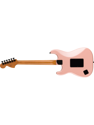 Squier Contemporary Stratocaster HH Floyd Rose Shell Pink Pearl Electric Guitar