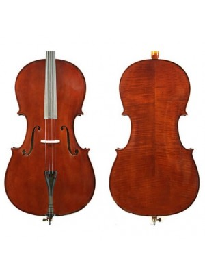 Enrico Student II 4/4 Size Cello Outfit