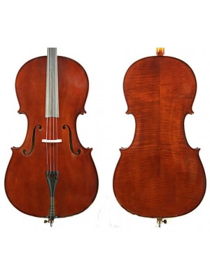 Enrico Student Plus II Cello Outfit - 3/4 Size