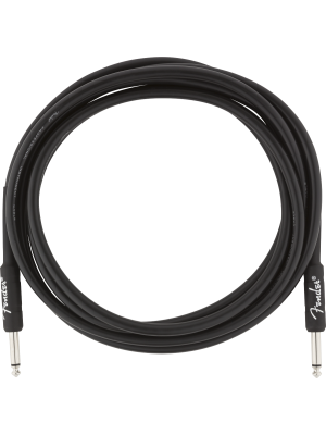 Fender Professional Series Instrument Cable Straight 10' - 0990820024