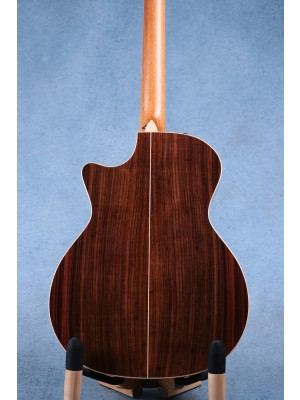 Taylor 814ce DLX Natural Acoustic Electric Guitar Preowned - 1110097066