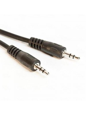 Australasian 6.5 inch, 3.5 stereo to 3.5 stereo cable