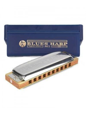 Hohner 532 Blues Harp MS-Series Harmonica - F Key