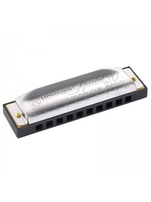 Hohner 560BX Special 20 Harmonica - Key of B
