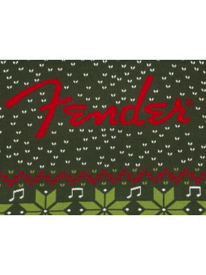 Fender 2020 Ugly Christmas Sweater Medium - 9190174406