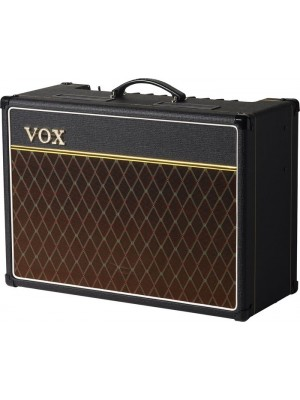 Vox Custom AC15C1 15W 1x12 Tube Guitar Combo Amplifier