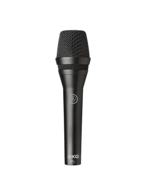 AKG P5I Dymanic Vocal Microphone - HARMAN Connected PA Compatibility