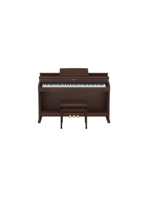 Casio CELVIANO AP470BN Digital Piano - Brown Oak Tone Finish