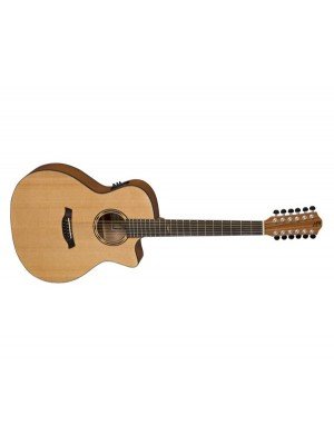 Baton Rouge AR11C/ACE-12 Auditorium Cutaway 12-String Acoustic-Electric Guitar