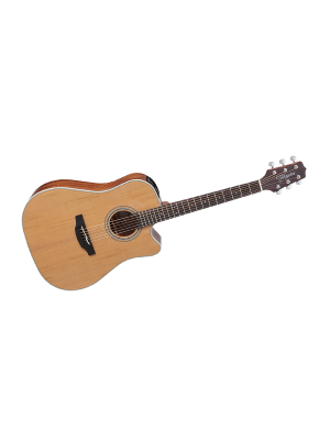 Takamine GD20CE Acoustic Electric Guitar, Solid Cedar Top