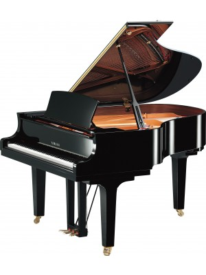 Yamaha C2X 173cm Grand Piano (Polished Ebony)