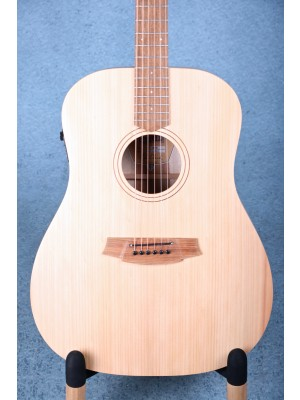 Cole Clark FL1E-BM - Fat Lady 1 Acoustic Electric Guitar - 170933902