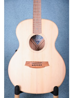 Cole Clark AN2E-BSO Angel 2 Acoustic-Electric Guitar - 18026405