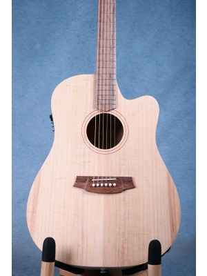 Cole Clark Fat Lady 1 FL1EC-BM Acoustic/Electric Guitar - 190535608