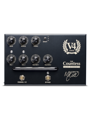 Victory V4 The Countess Valve Pedal Preamp