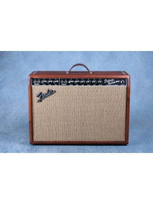 Fender Limited Edition '65 Deluxe Reverb Knotty Pine Combo Amp - Preowned