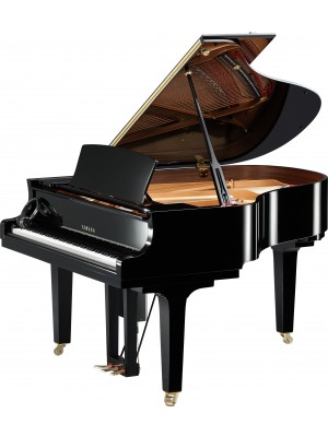Yamaha C2X 173cm Disklavier Enspire Grand Piano (Polished Ebony)