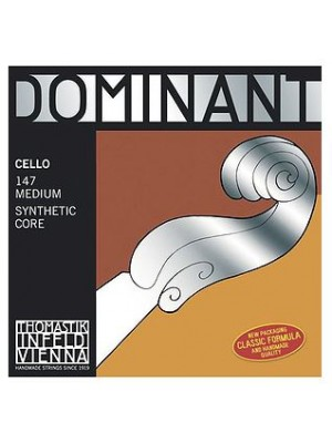DR Thomastik Dominant Cello String Set 4/4