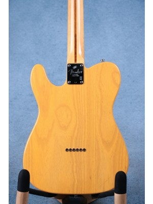 Fender American Deluxe Ash Telecaster Butterscotch Blonde Electric Guitar Preowned - DZ7293238