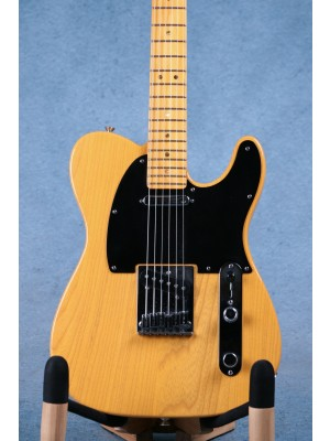 Fender 2008 American Deluxe Telecaster Butterscotch Blonde Electric Guitar - Preowned
