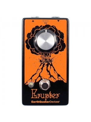 EarthQuaker Devices Erupter Perfect Fuzz Effects Pedal