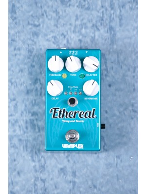 Wampler Etheral Reverb and Delay Effects Pedal Preowned