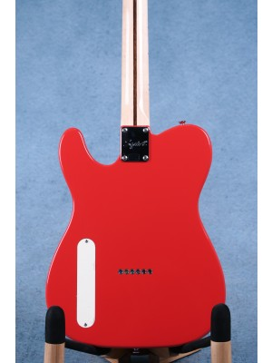 Squier Paranormal Cabronita Telecaster Thinline Fiesta Red Electric Guitar (B-STOCK) - CYKH20003513B