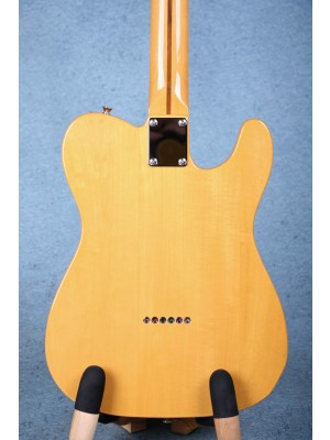 Fender MIJ Traditional 50's Telecaster Left-Handed Vintage Natural - JD17030686