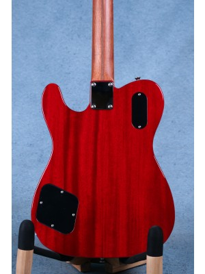Fender MIJ Troublemaker Telecaster Crimson Red Electric Guitar - JD19010346