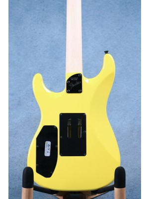 Fender Limited Edition HM Heavy Metal Stratocaster Frozen Yellow Electric Guitar - JFFC20000251