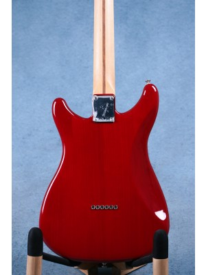 Fender Player Lead II Crimson Red Trans Electric Guitar - MX19144554