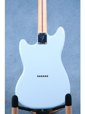 Fender Player Mustang Sonic Blue Electric Guitar (B-STOCK) - MX19175395B
