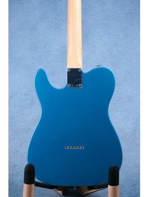 Fender Vintera '60's Telecaster Modified Lake Placid Blue Electric Guitar - MX19195368