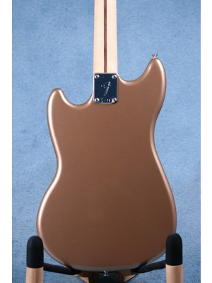 Fender Player Mustang Bass PJ Firemist Gold - MX19208961