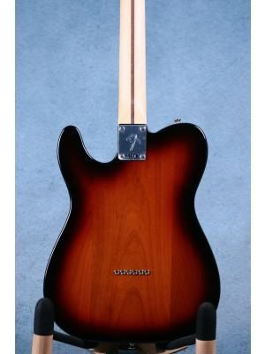 Player Telecaster 3-Tone Sunburst Electric Guitar (B-STOCK) - MX20028466B