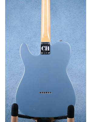 Fender Chrissie Hynde Signature Telecaster Faded Ice Blue Metallic Electric Guitar - MX20170741