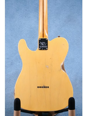 Fender Limited Edition 70th Anniversary Broadcaster Aged Relic Electric Guitar - R100820