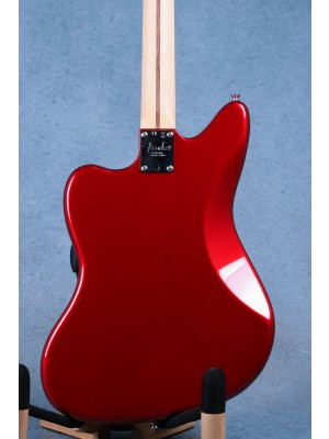 Fender American Professional Jaguar Candy Apple Red Electric Guitar - US17041226
