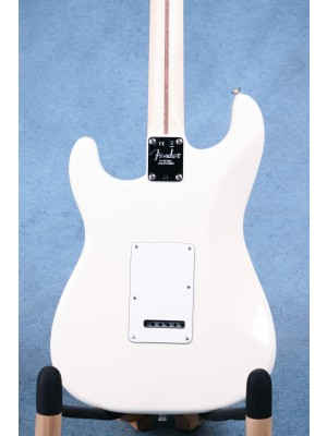 Fender American Professional Stratocaster Olympic White Electric Guitar (B-STOCK) - US19054767B