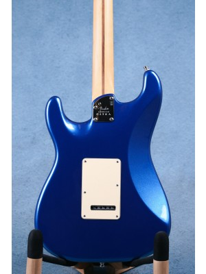 Fender American Ultra Stratocaster Cobra Blue Electric Guitar - US20036026